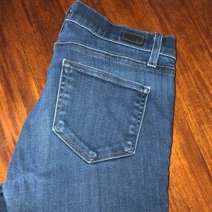 Paige Jeans Verdugo ultra skinny size 29